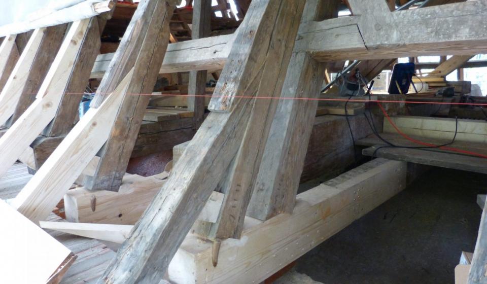 Sanierung Kirche
