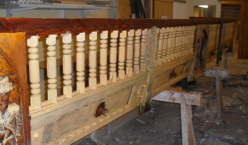 Sanierung Balkone